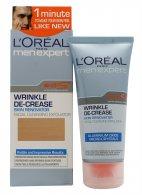 L'Oreal Men Expert Wrinkle De-Crease Cleansing Exfoliator 60ml
