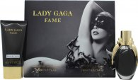 Lady Gaga Fame Gavesett 50ml EDP + 75ml Body Lotion