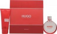 Hugo Boss Hugo Gavesett 50ml EDP + 100ml Body Lotion