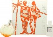Hermes Eau Des Merveilles Gavesett 50ml EDT + 40ml Body Lotion