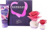 Justin Bieber Someday Gavesett 50ml EDP + 100ml Bodylotion + 7.4ml Mini